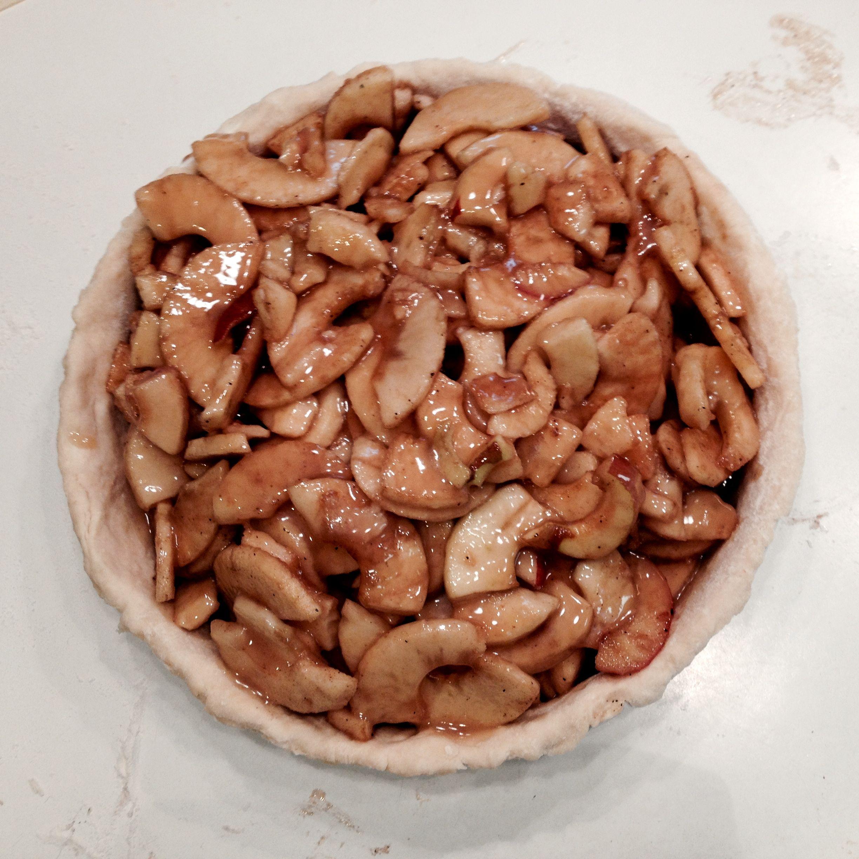 pie w apples